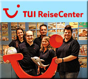 TUI ReiseCenter, Am Schilde